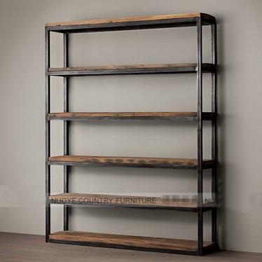 Muebles a medida dise o propio metalboix estructuras for Barra estilo industrial